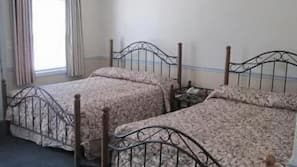 Desk, iron/ironing board, free cribs/infant beds, rollaway beds
