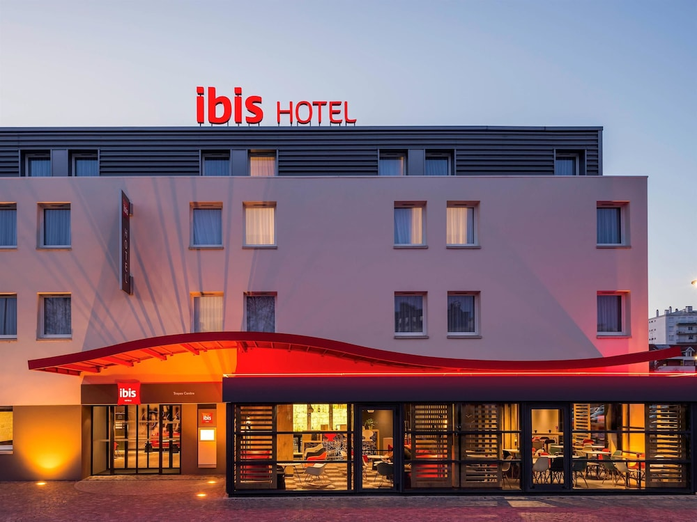 Ibis troyes centre troyes france expedia for Hotel france