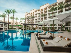 Hyatt Ziva Los Cabos- All Inclusive