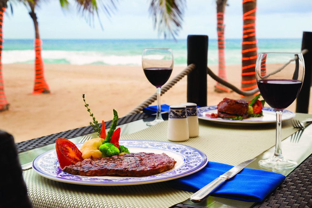 Food and Drink, Hyatt Ziva Los Cabos- All Inclusive