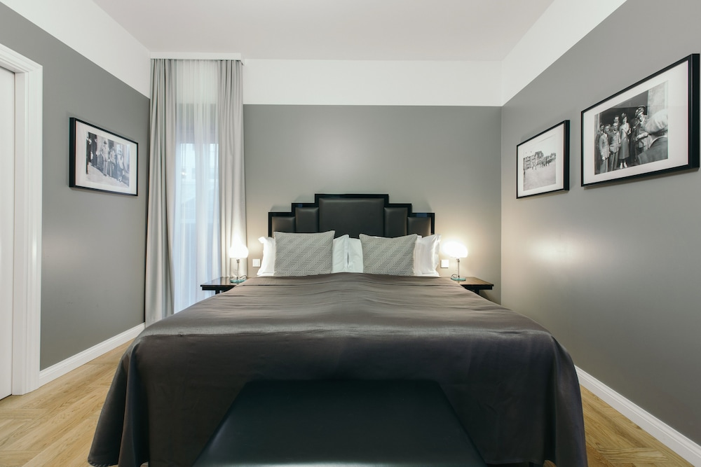 Room, Hotel Borg by Keahotels