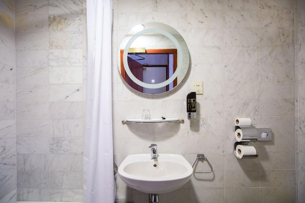 Cuarto de baño hotel atlanta