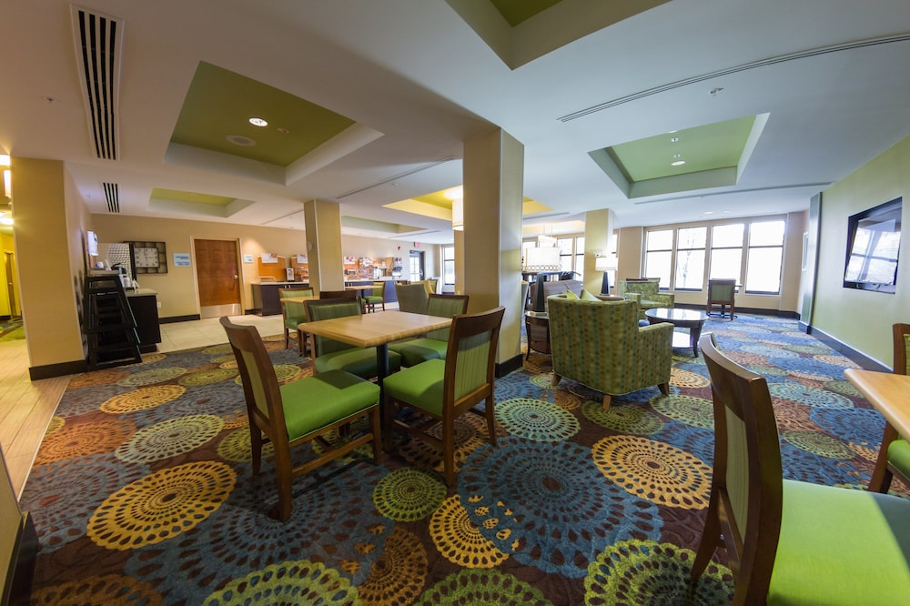 Restaurant, Holiday Inn Express Hotel & Suites Winchester