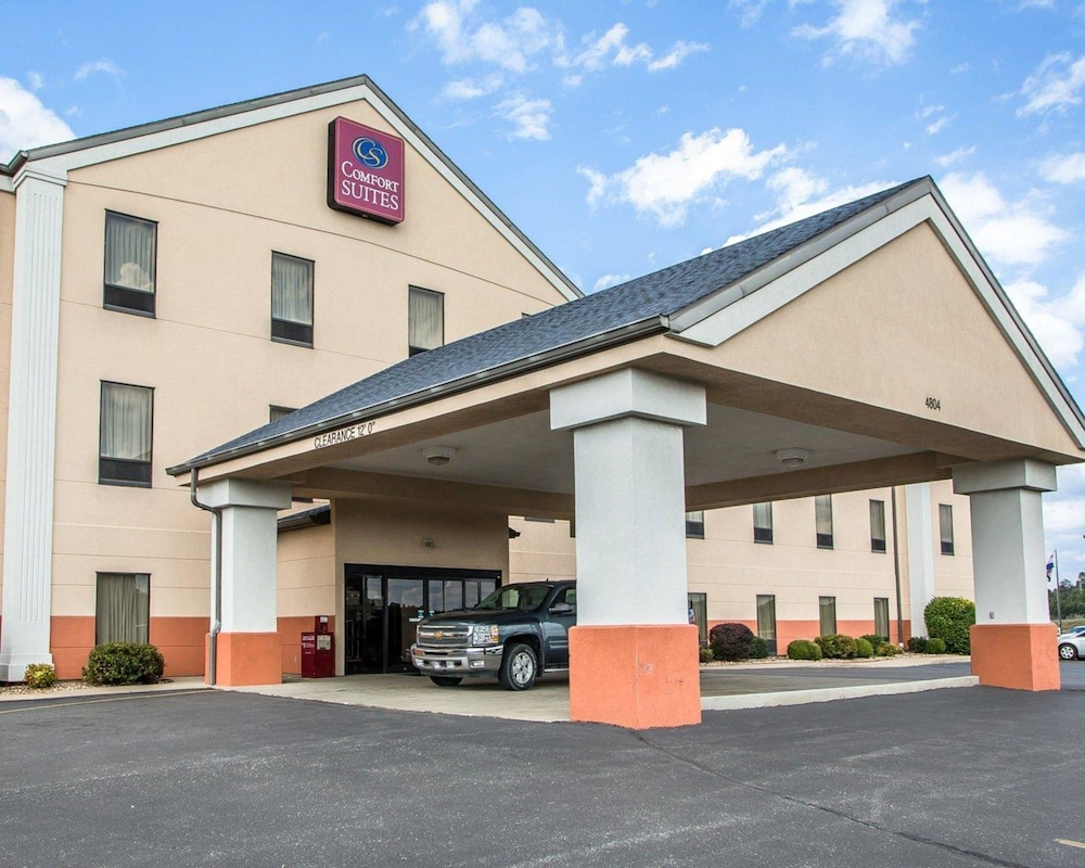 Featured Image, Comfort Suites Jefferson City