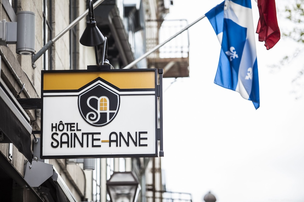 Front of Property, Hôtel Sainte-Anne