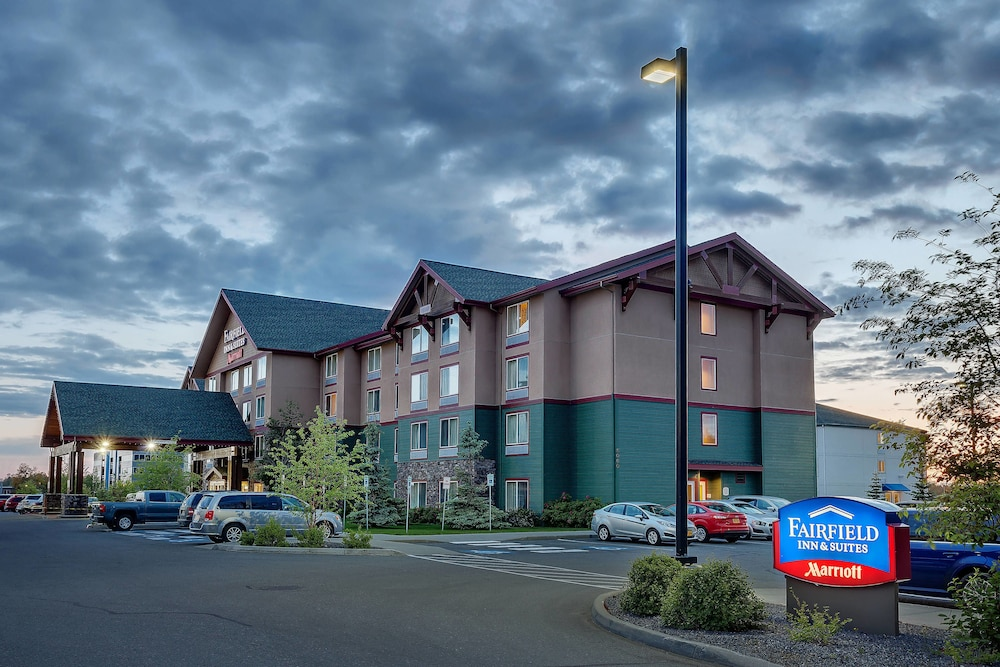 Exterior, Fairfield Inn and Suites by Marriott Anchorage