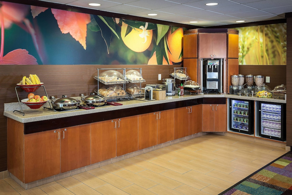 Restaurant, Fairfield Inn and Suites by Marriott Anchorage