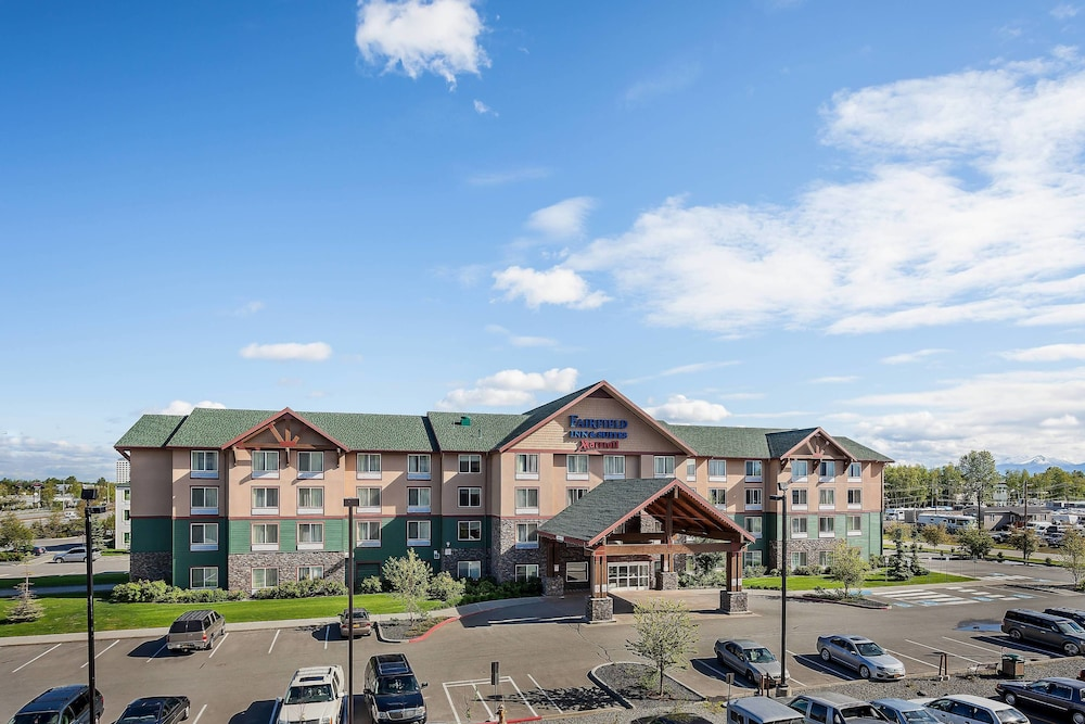 Featured Image, Fairfield Inn and Suites by Marriott Anchorage