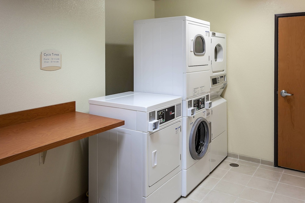 Laundry Room, Fairfield Inn and Suites by Marriott Anchorage