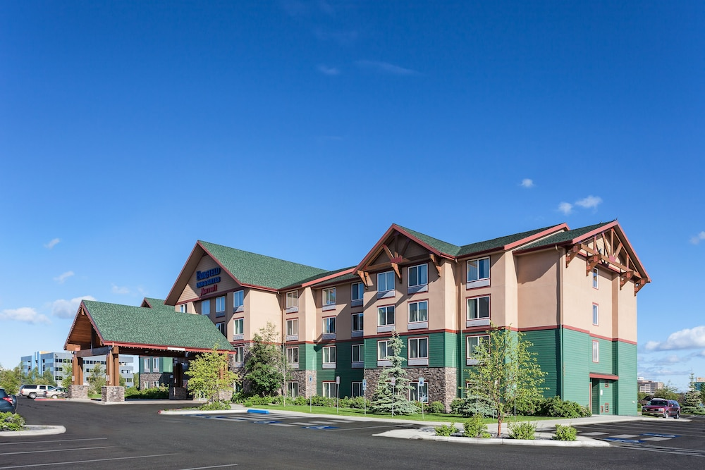 Front of Property, Fairfield Inn and Suites by Marriott Anchorage