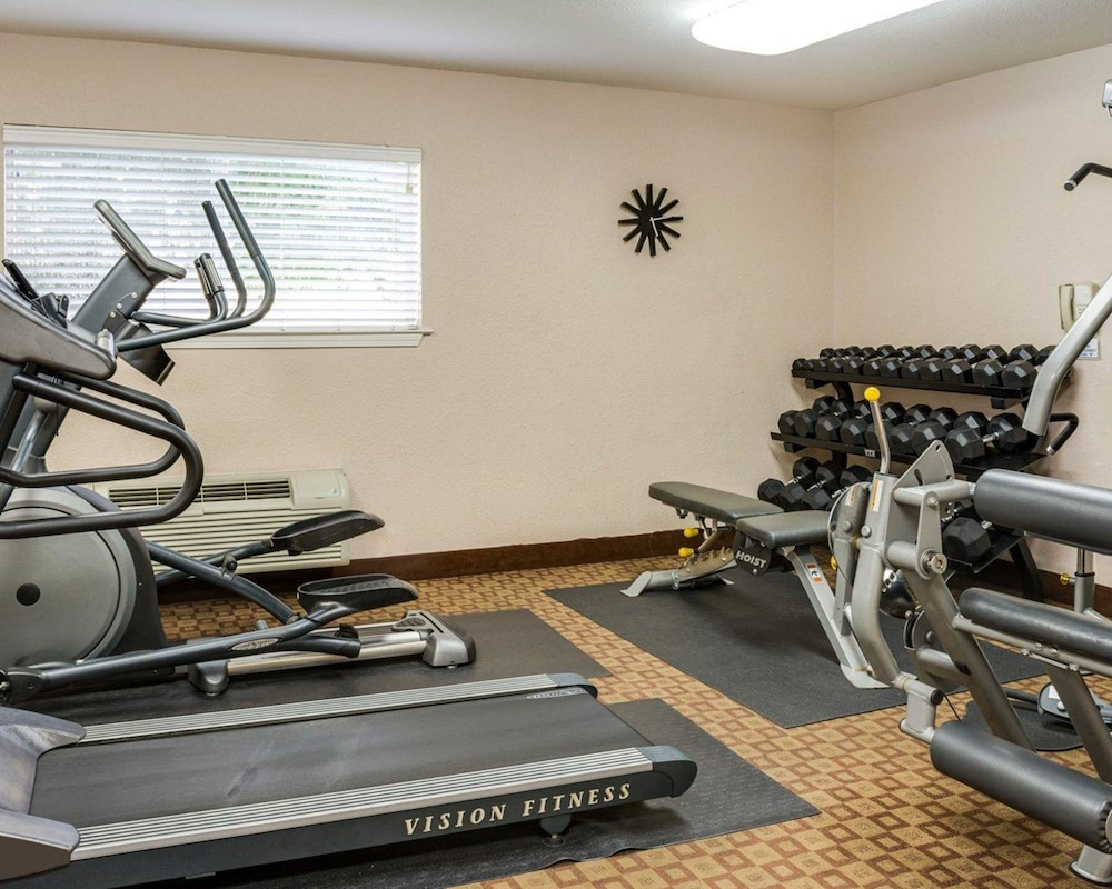 Fitness Facility, Suburban Extended Stay Of Avondale