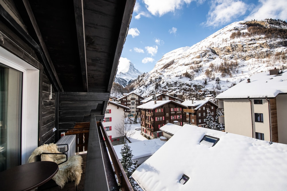 Mountain View, Tradition Julen Hotel