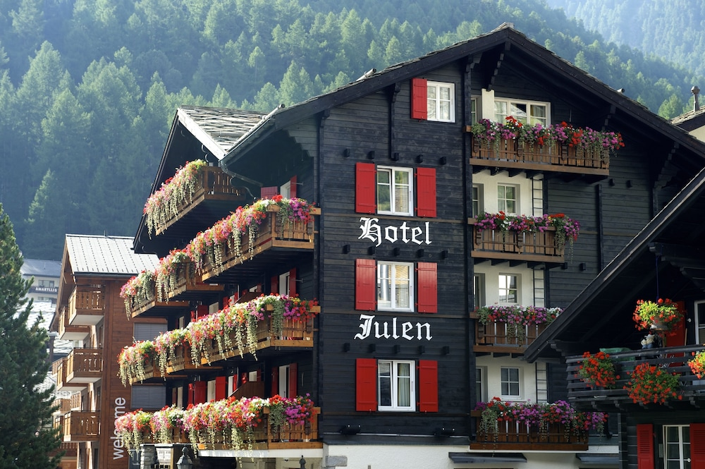 Exterior, Tradition Julen Hotel