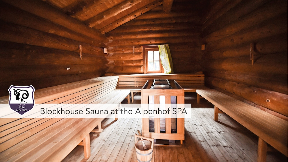 Sauna, Tradition Julen Hotel