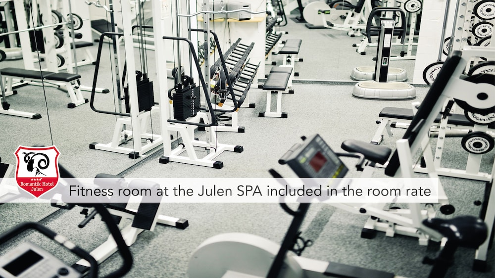 Gym, Tradition Julen Hotel