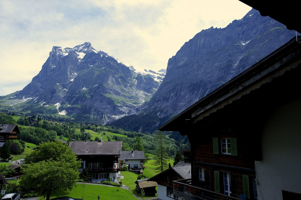 View from Room, Hotel Kirchbuehl