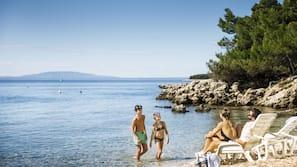 Plage à proximité, navette gratuite vers la plage, chaises longues