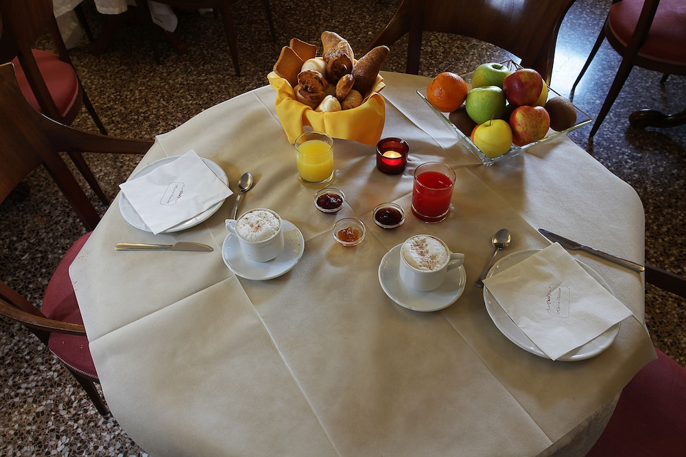 Breakfast Area, Hotel San Moisè
