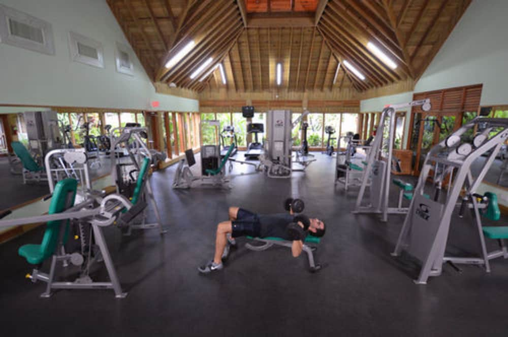 Gym, Sunset at the Palms Resort - Adults Only - All Inclusive