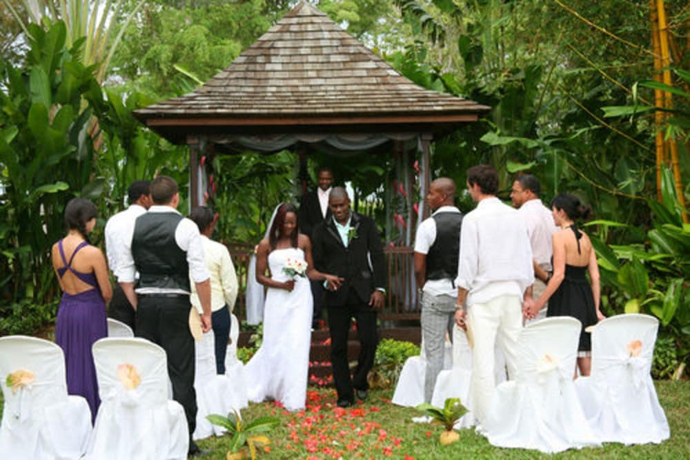 Outdoor Wedding Area, Sunset at the Palms Resort - Adults Only - All Inclusive