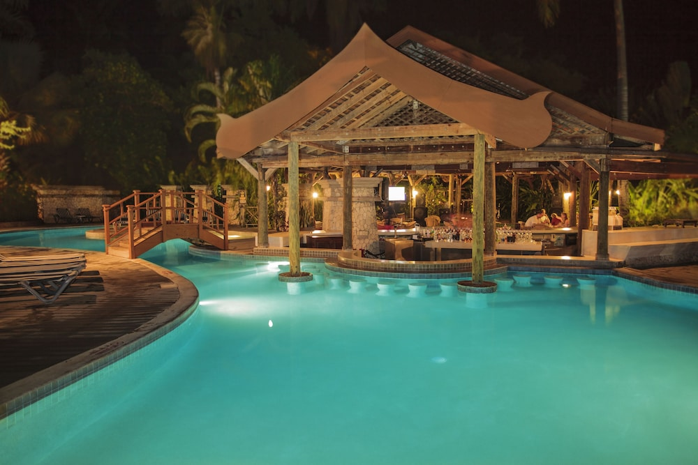Outdoor Pool, Sunset at the Palms Resort - Adults Only - All Inclusive