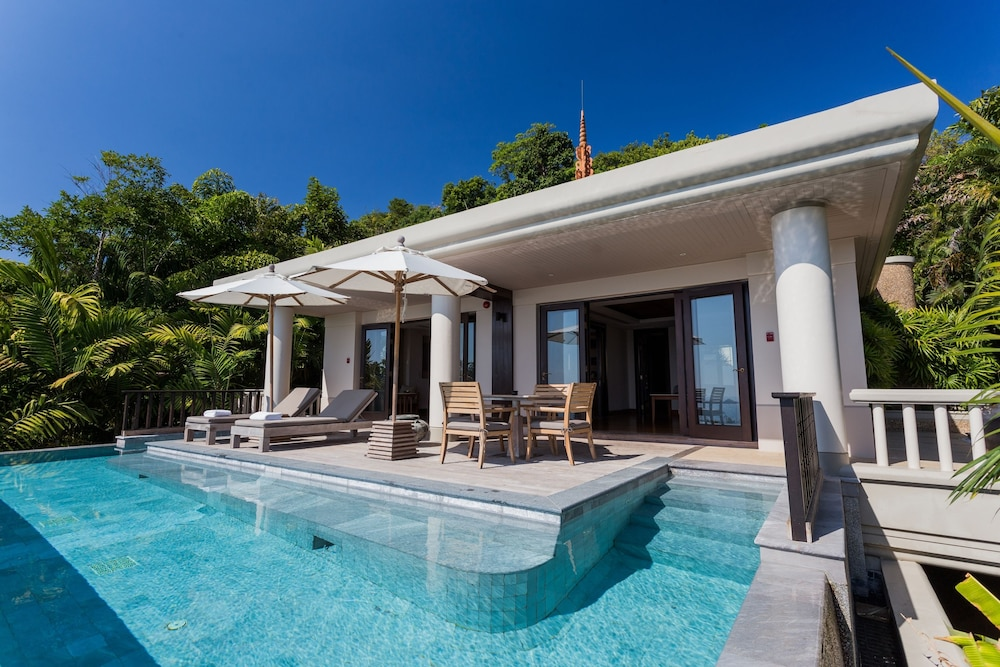 Terrace/Patio, Trisara Villas & Residences Phuket