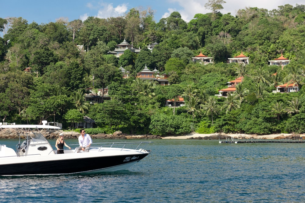 Boating, Trisara Villas & Residences Phuket