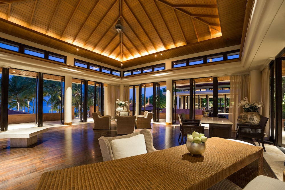 Business Center, Trisara Villas & Residences Phuket
