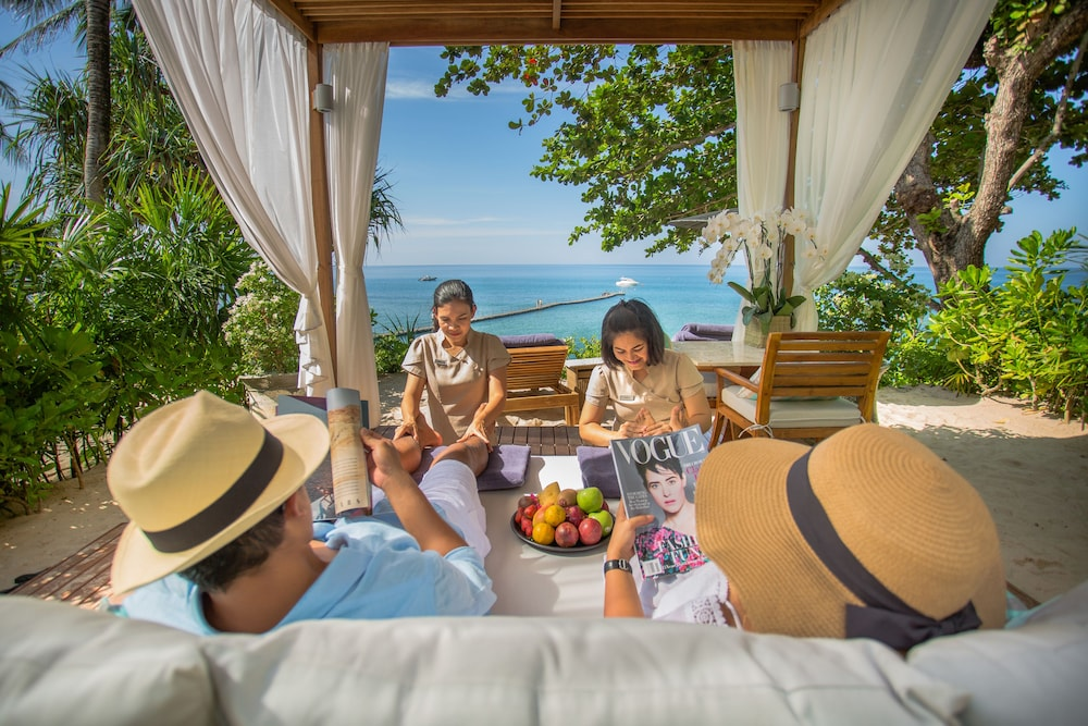 Massage, Trisara Villas & Residences Phuket