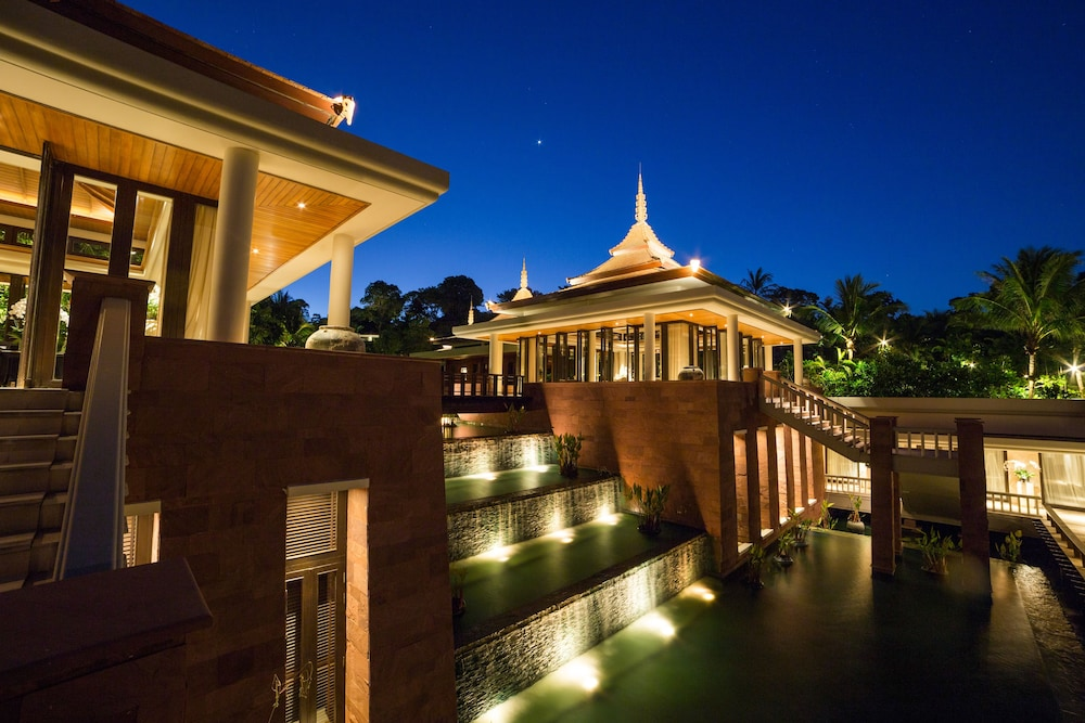 Pool Waterfall, Trisara Villas & Residences Phuket