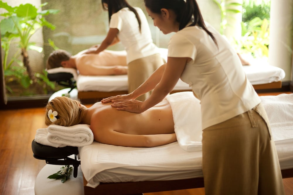 Spa Treatment, Trisara Villas & Residences Phuket