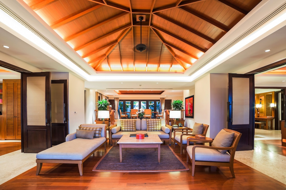 Living Room, Trisara Villas & Residences Phuket