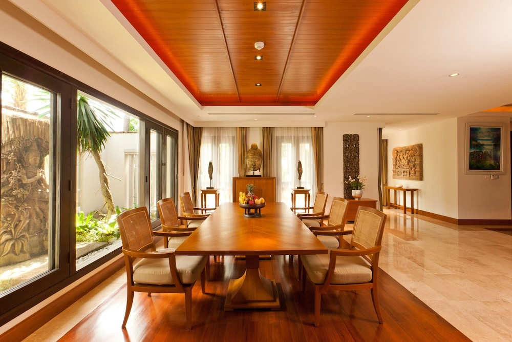 In-Room Dining, Trisara Villas & Residences Phuket