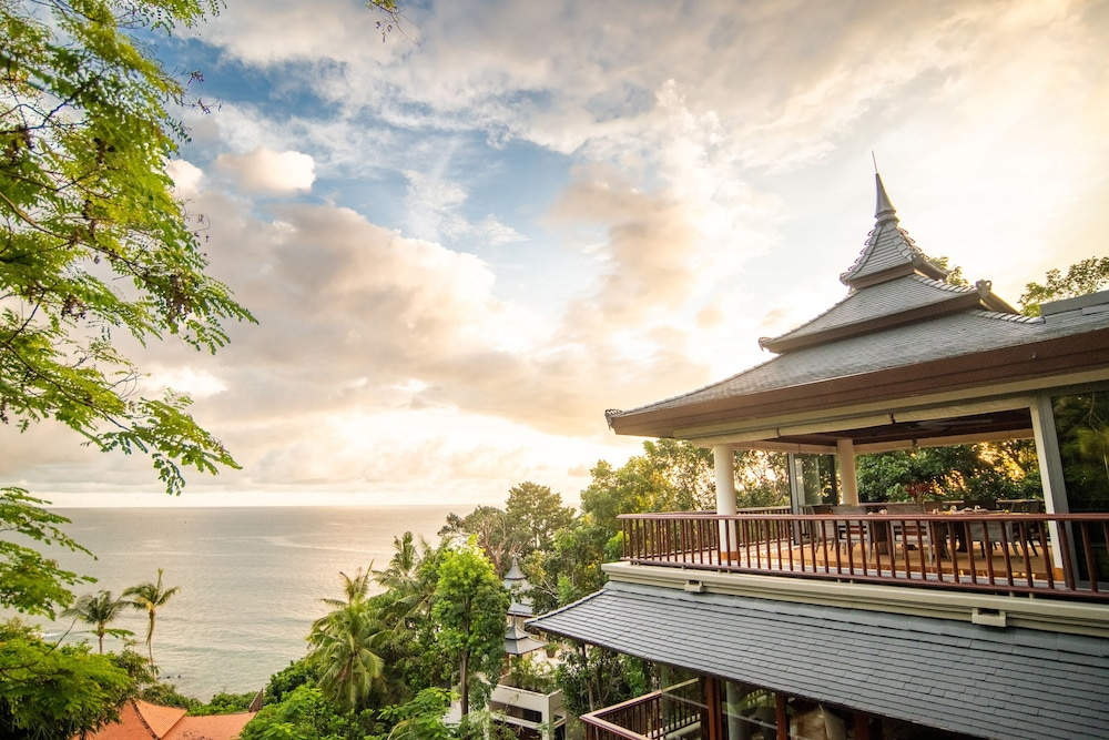 View from Room, Trisara Villas & Residences Phuket