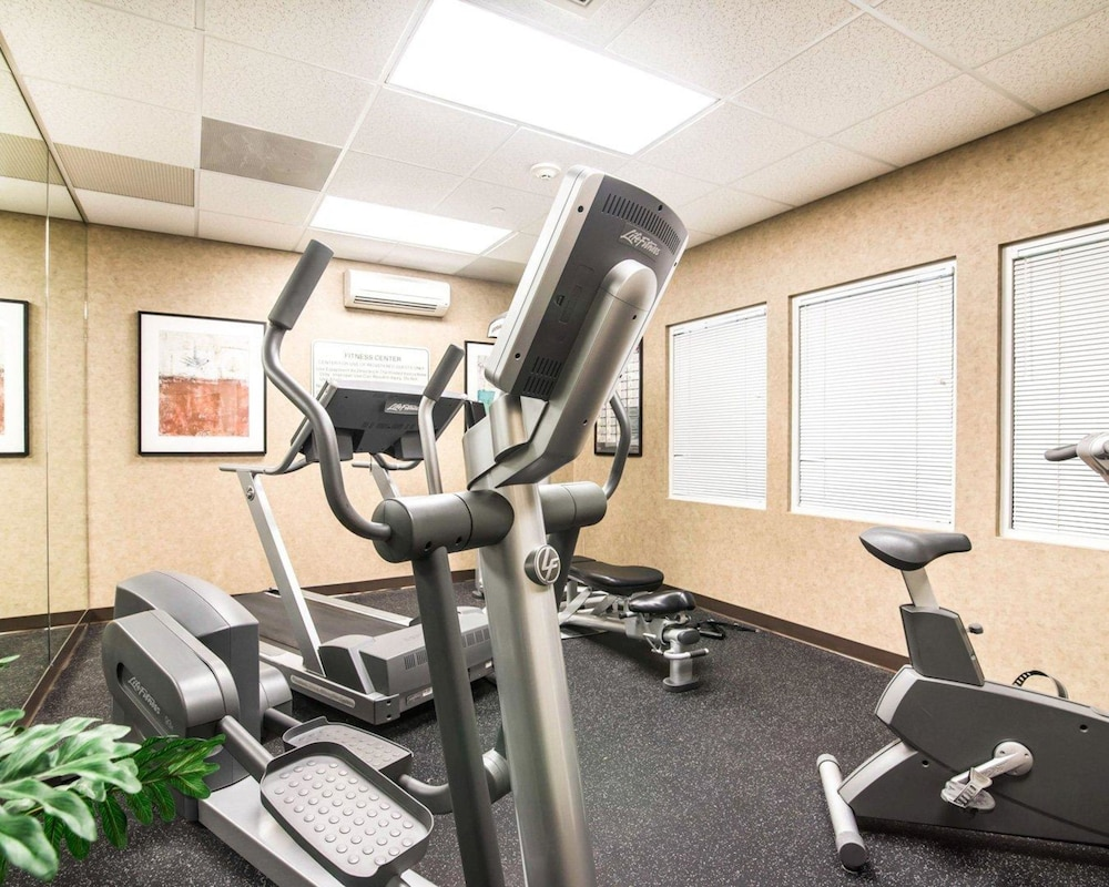 Fitness Facility, Comfort Inn & Suites Dover-Portsmouth