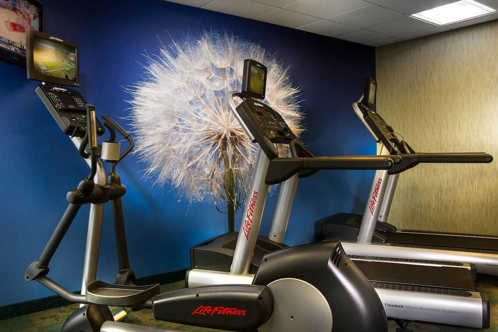 Gym, SpringHill Suites by Marriott Dallas DFW Airport N/Grapevine