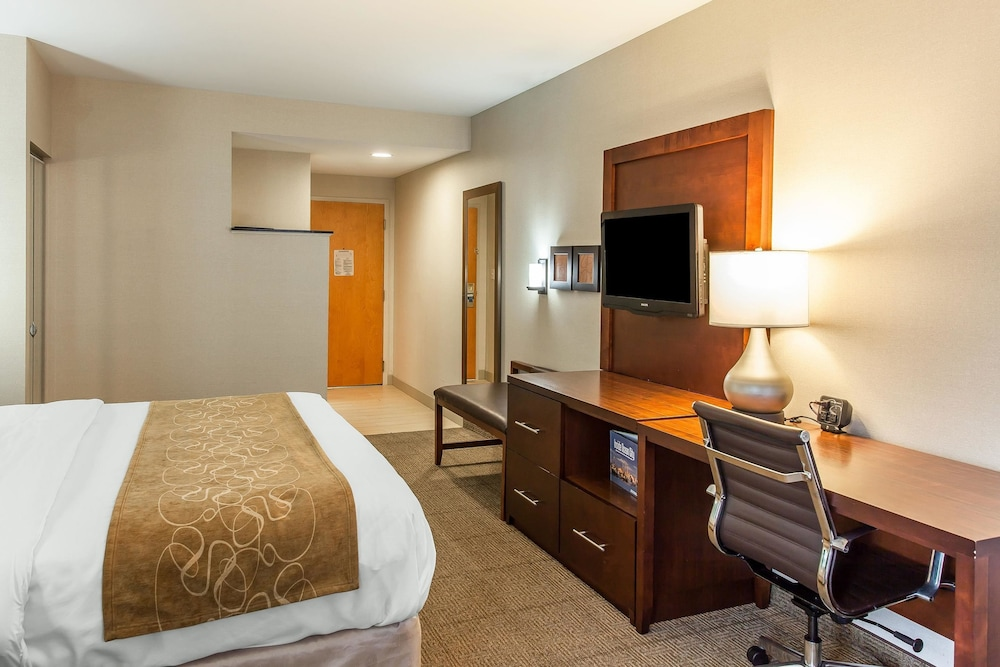 Room, Comfort Suites Ocean City