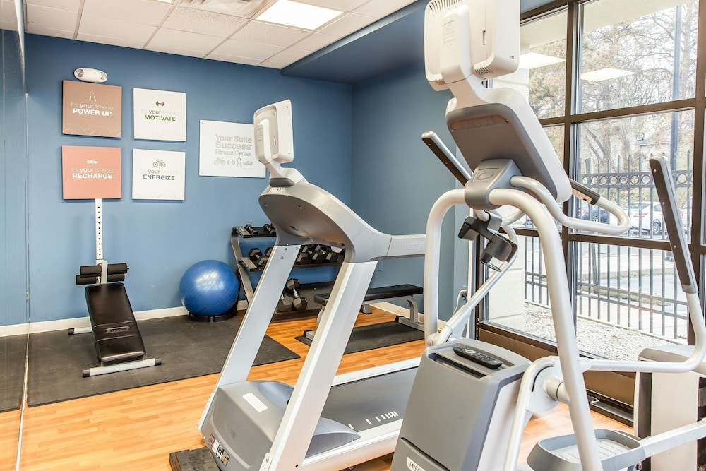 Fitness Facility, Comfort Suites Ocean City