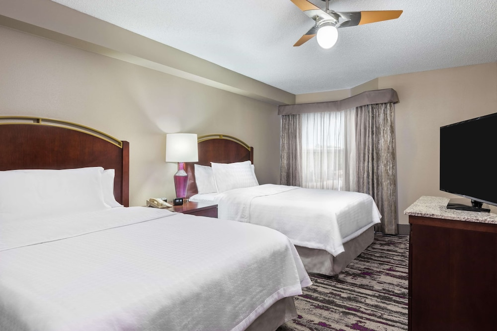 Room, Homewood Suites by Hilton® Orlando-UCF Area