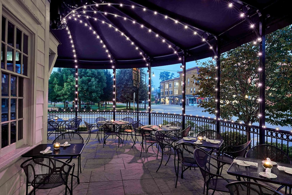 Terrace/Patio, Colgate Inn