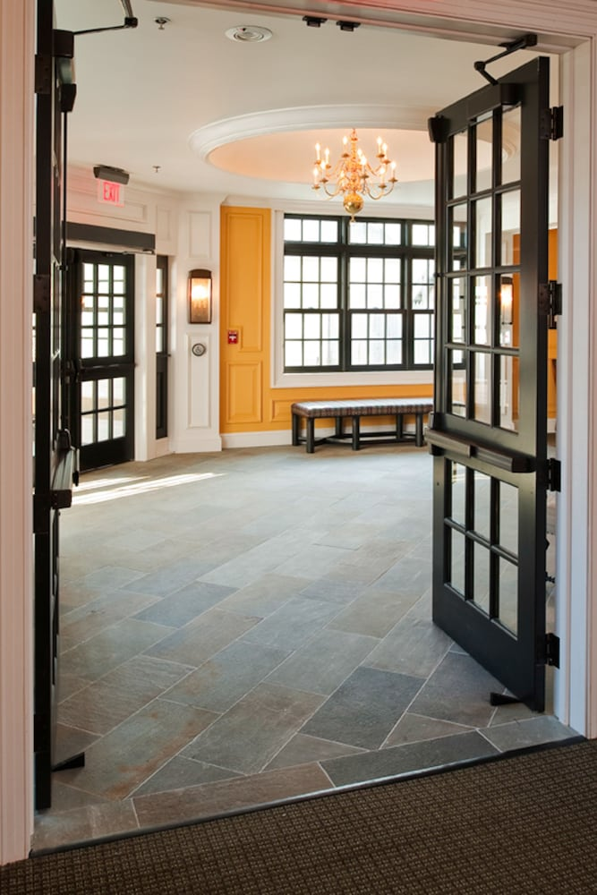 Interior Entrance, Colgate Inn