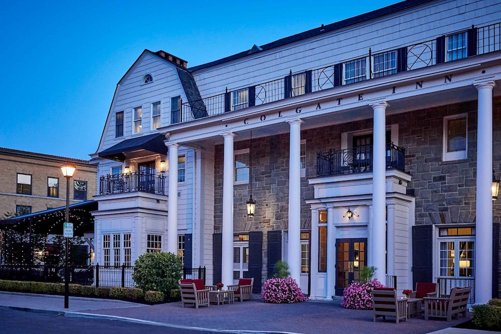 Front of Property, Colgate Inn