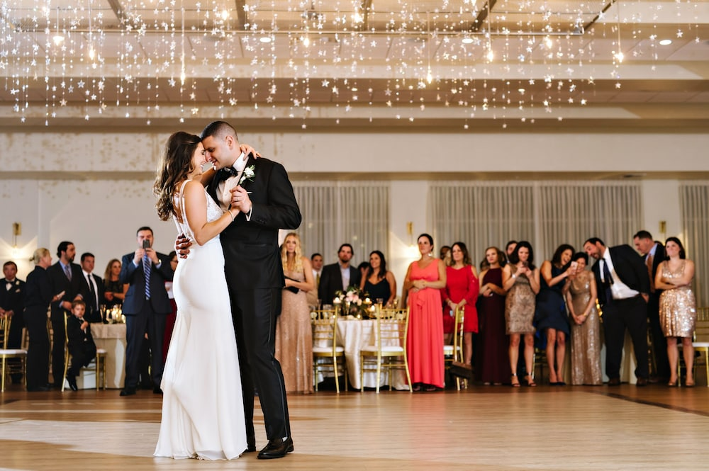 Indoor Wedding, Wyndham Newport Hotel