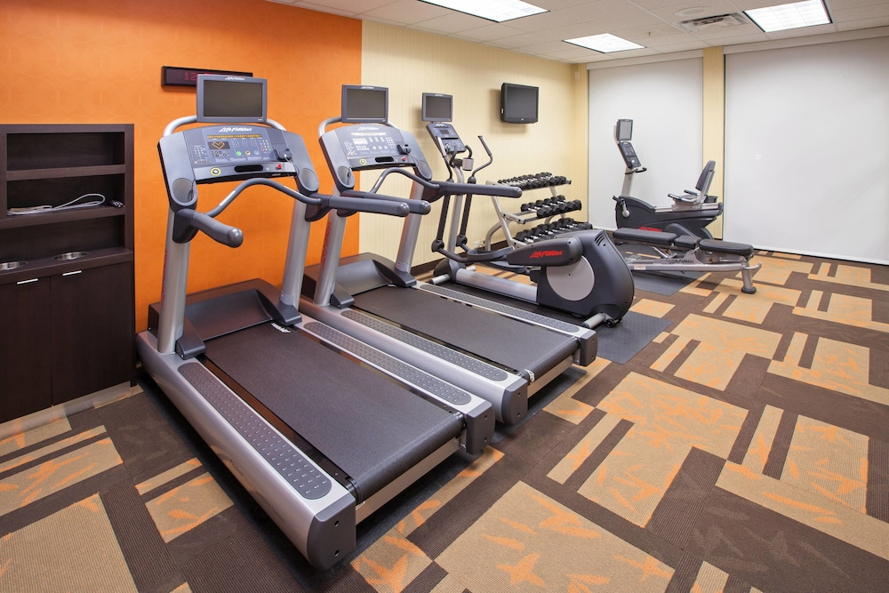 Fitness Facility, Courtyard by Marriott Louisville Northeast