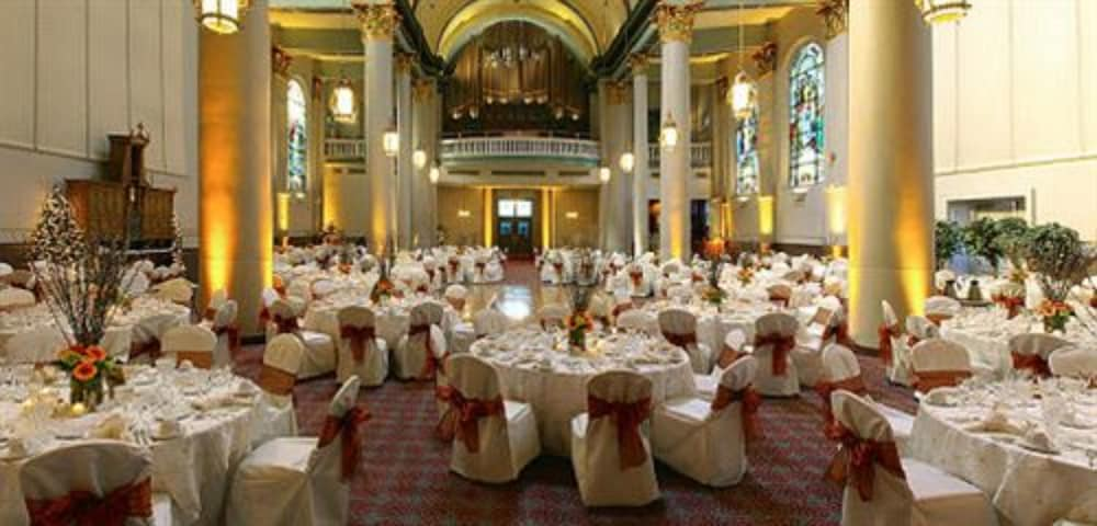 Banquet Hall, The Priory Hotel