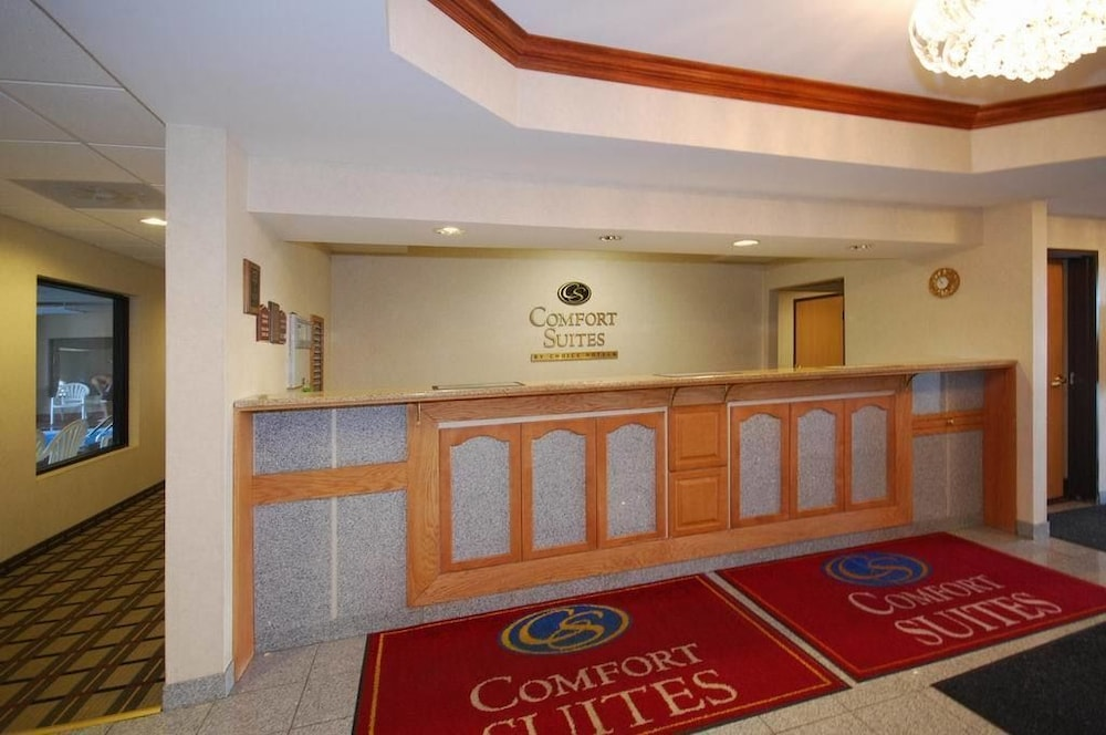 Reception, Comfort Suites