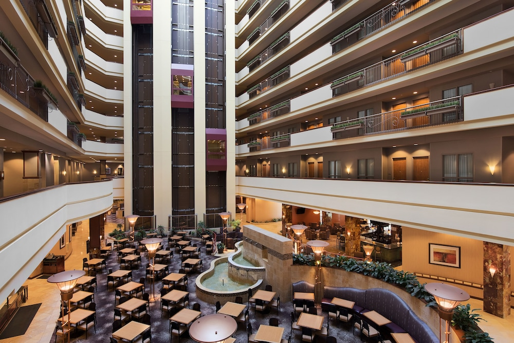 Lobby, Embassy Suites by Hilton Dallas Frisco Convention Ctr & Spa