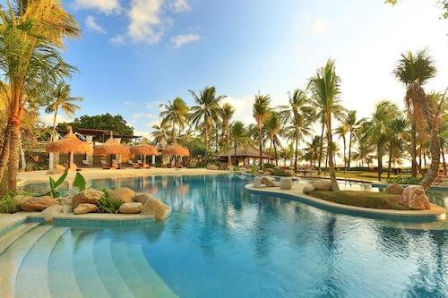 巴厘曼迪拉海滩Spa度假酒店