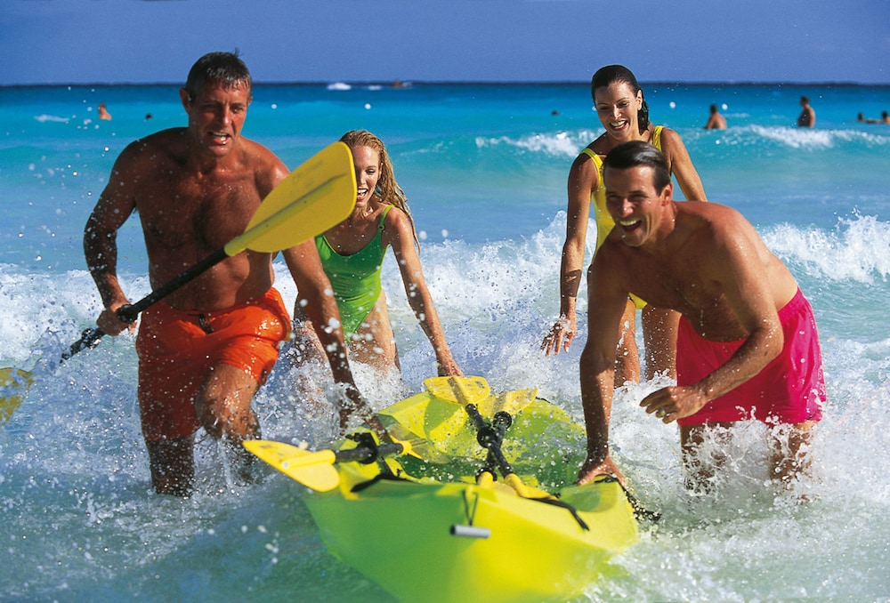 Kayaking, RIU Negril All Inclusive