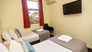 In-room safe, cots/infant beds, free WiFi